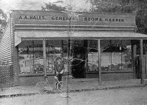 Hales General Store